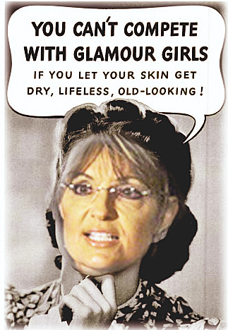 Sarah Palin Beauty Pageant